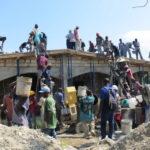 Haitian concrete pump