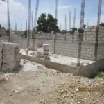 So many concrete blocks!