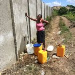 CLEAN DRINKING WATER provided to whole community of Nirva!